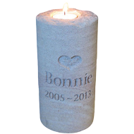 SANDSTONE CANDLE
